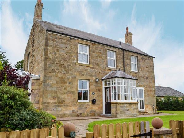 Cowslip Farm House, Felton, near Amble, Northumberland