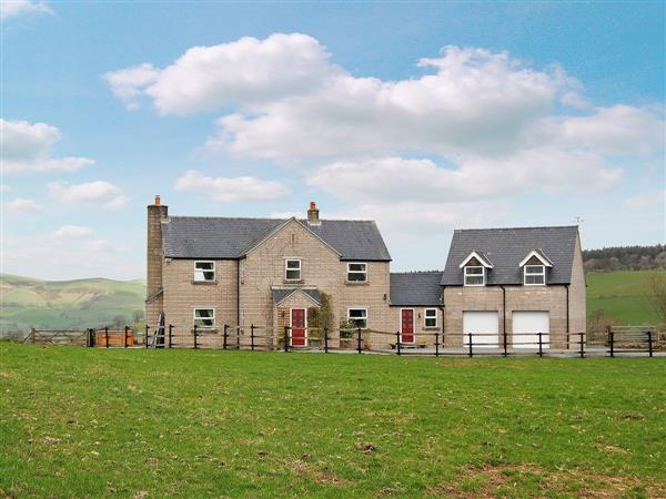 Craigllwyn Farmhouse in Llansilin, near Oswestry