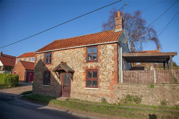 Curlew Cottage, Norfolk
