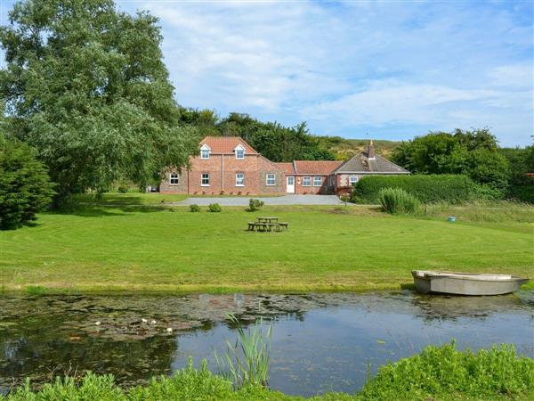 Dairy Farm Cottage, West Caister, Norfolk