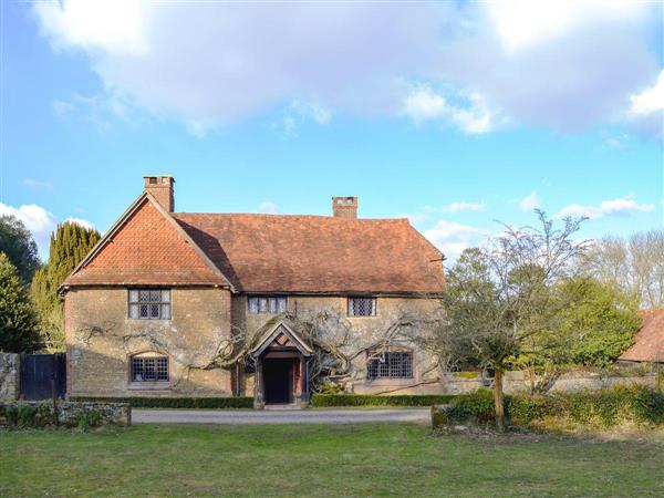 Emley Farmhouse, Surrey