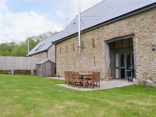 Frome Holiday Barns - Barley House, Herefordshire