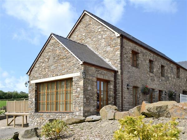Fynnonmeredydd Cottages - The Mill, Ceredigion
