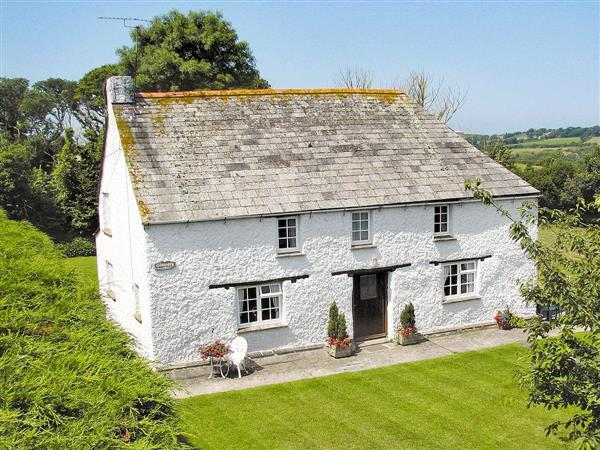 Gingers Cottage, Marhamchurch, nr. Bude, Cornwall
