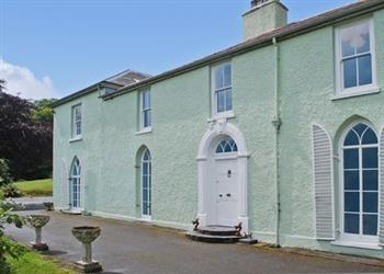 Glandwr Country House in Tresaith near Cardigan