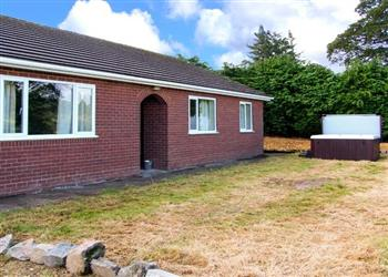 Glanyrafon Bungalow in St Harmon near Rhayader