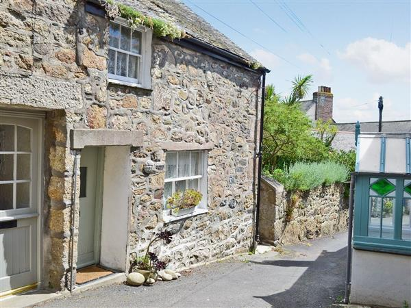 Green Man Cottage, Mousehole, nr. Penzance, Cornwall
