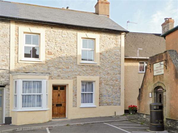 Harbourside Cottage in Watchet, near Minehead
