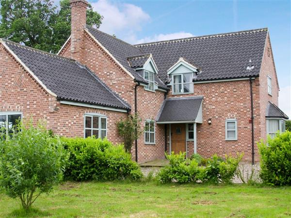 Heckingham Manor, Heckingham, nr. Loddon, Norfolk