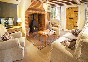 Holly Cottage, Huntingfield, Halesworth
