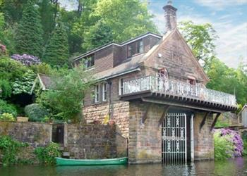 Horton Lodge Boathouse, Staffordshire