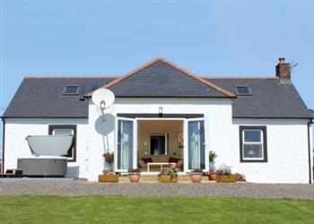 Ingleston Cottage in St Ann's near Moffat