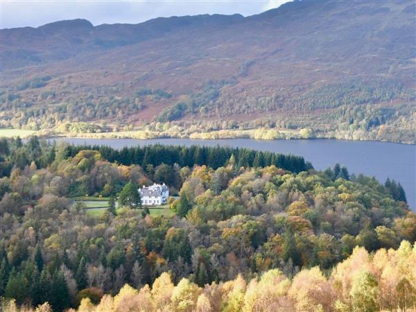Invertrossachs Country House - The McGregor Apartment, Invertrossachs, near Callander, Perthshire