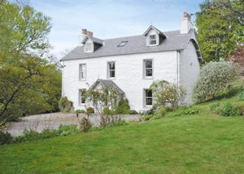 Kirkmichael House in Kirkmichael, near Blairgowrie