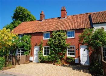 Lilac Cottage from Norfolk Cottages
