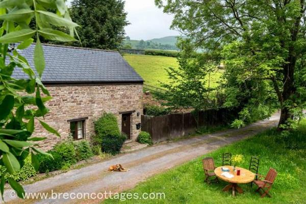 Little Hill Barn, Crickhowell