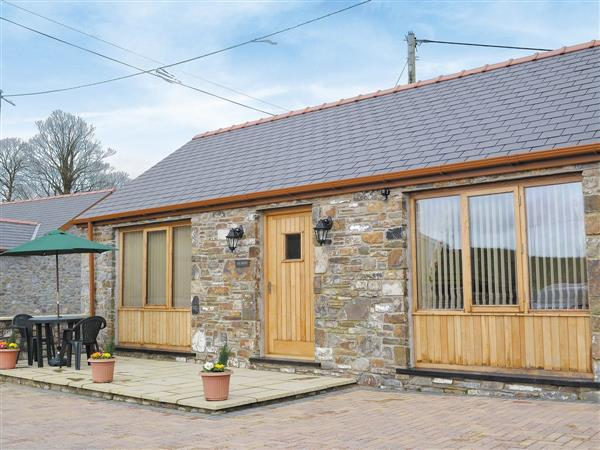 Maes Y Prior Holiday Barns - The Smithy, Dyfed