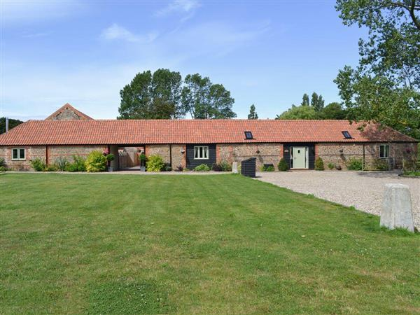 Manor Farm Barns - Stags Rest, Norfolk