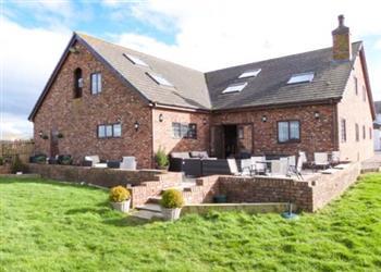 Marsh Farm in Great Eccleston, Lancashire