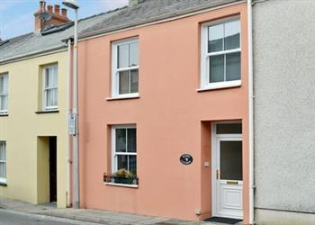 Mews Cottage in Tenby