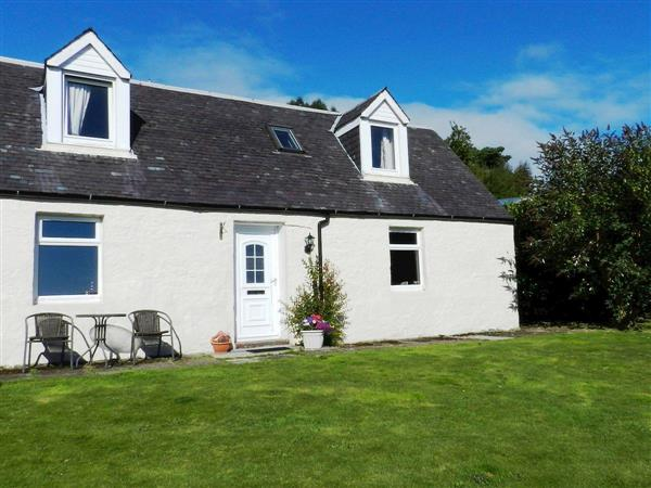 Mont Stewart Cottage, Whiting Bay, Isle of Arran, Scotland