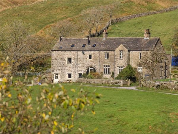 Nethergill Farm - Byre, Oughtershaw, near Hawes, North Yorkshire