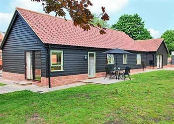 New Waters Holiday Cottages - Sycamore Cottage, Suffolk