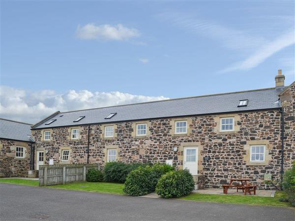North Farm Cottages - Low Croft Cottage, Northumberland