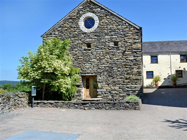 Old Barn Holidays - Old Barn Cottage, Newby Bridge, near Ulverston, Cumbria