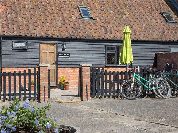 Old Hall Farm Cottages - Old Dairy, Suffolk