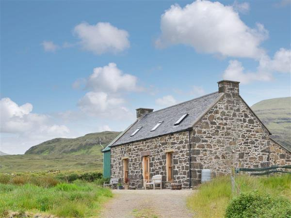 Osdale Cottages - Eagle Farmhouse, Dunvegan, near Portree, Isle Of Skye