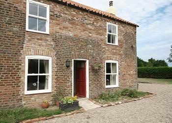 Post Box Cottage in Croft, near Skegness