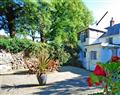 Enjoy a glass of wine at Primrose Cottage; Camelford; Cornwall