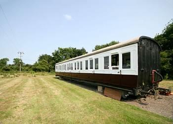 Railway Carriage Two, Suffolk