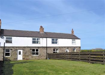 Reapers Cottage in West Burton, near Bamburgh - Northumberland