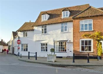 Red Lion Corner, Lavenham, Suffolk