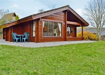 Red Squirrel Lodge, Kirkcudbrightshire