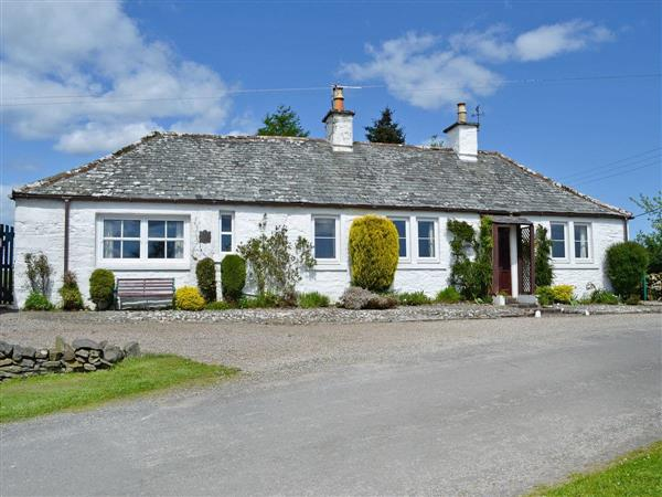 Ringanwhey Cottage, Clarebrand, near Castle Douglas, Dumfries and Galloway, Kirkcudbrightshire