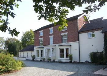 Rosehill Manor in Market Drayton