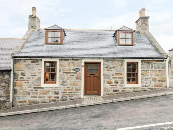 Sea Breeze Cottage, Banffshire