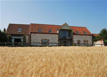 Sea View Barn, Norfolk