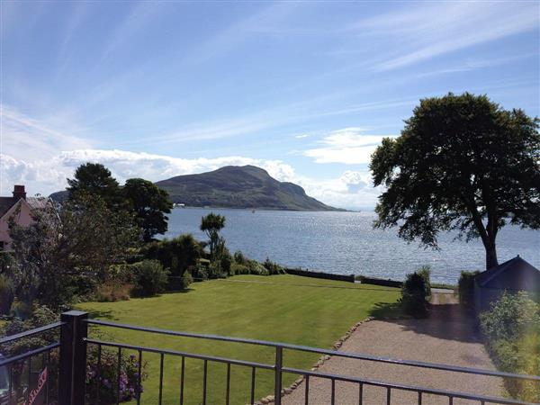 Seaview Cottage, Lamlash, Isle of Arran, Scotland