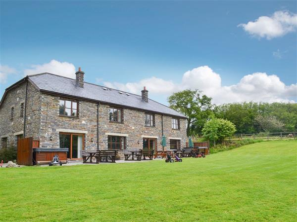 Sherrill Farm Holiday Cottages - Chestnut House, Devon