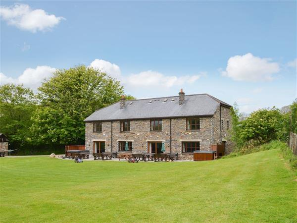 Sherrill Farm Holiday Cottages - Elderberry House, Devon