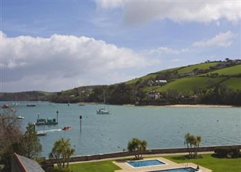 Spinnaker Cottage in Salcombe