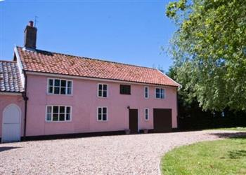 St Michael's Cottage, St Michael South Elmham, Bungay