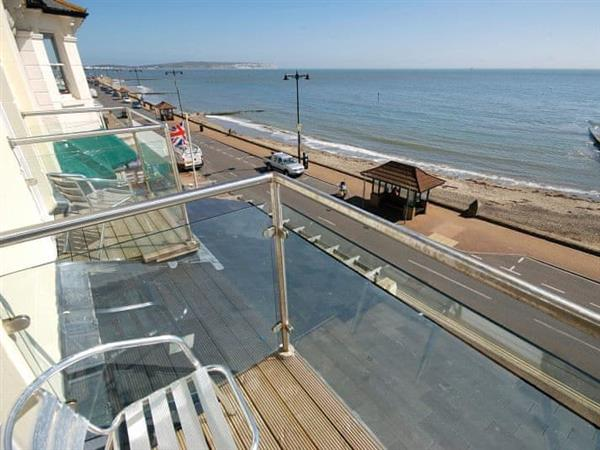 Sunny Beach Apartment, Shanklin, Isle of Wight