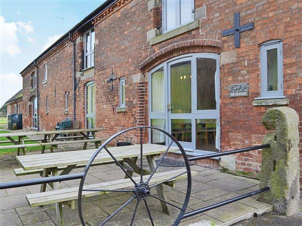 The Granary, Derbyshire