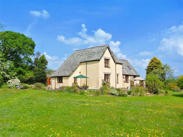 The Headmasters Cottage in South Hill near Callington, Cornwall