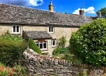 Holidays At The Little House Compton Abdale Northleach Sleeps 2